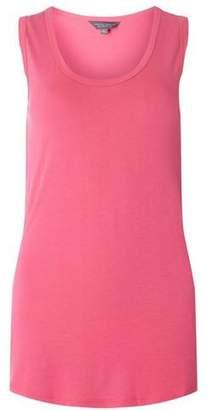 Dorothy Perkins Womens **Tall Raspberry Plain Vest