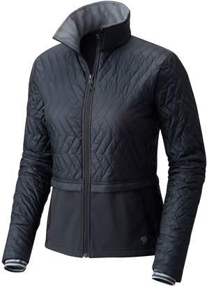 Mountain Hardwear Trekkin Hybrid Jacket - Women's