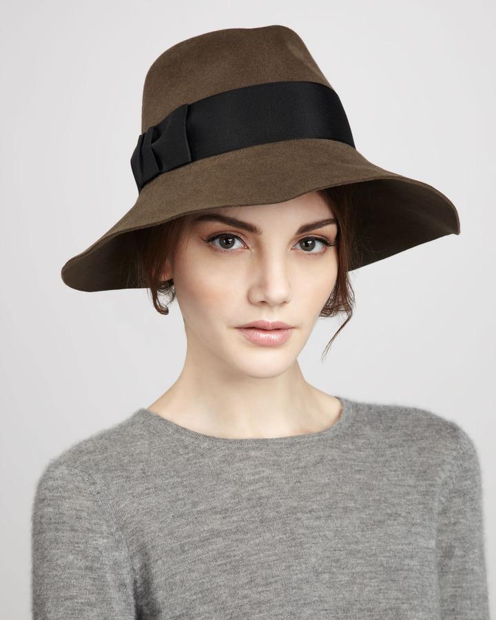 Eric Javits Tiffany Rabbit Felt Hat