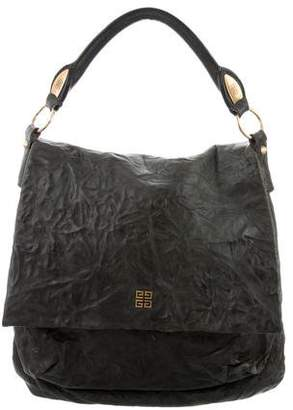 Givenchy Pepe Leather Hobo