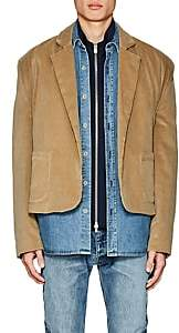 Fear Of God Men's Cotton Corduroy Sportcoat-Beige, Tan