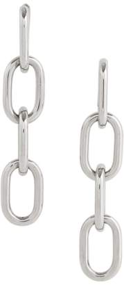 Alexander Wang Linear Drop Earrings