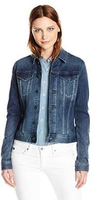 AG Adriano Goldschmied Women's The Robyn Denim Jacket