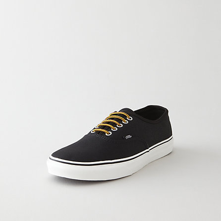 Vans authentic waxed canvas sneaker