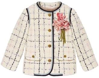 Gucci Children's tweed jacket