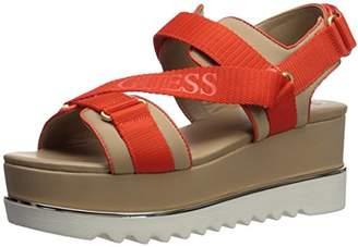 GUESS Women's laureta Wedge Sandal