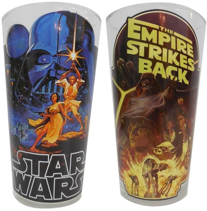 Star Wars: Episode V The Empire Strikes Back Pint Glass Set