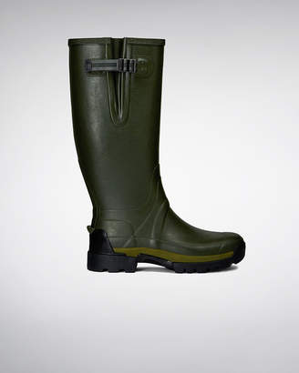 Hunter Men's Balmoral Adjustable 3mm Neoprene-lined Rain Boots