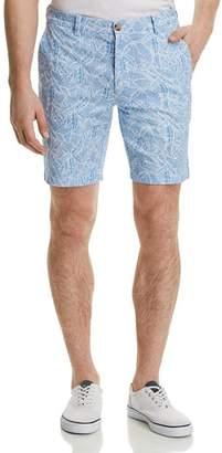 Vineyard Vines Tropical Print Regular Fit Shorts