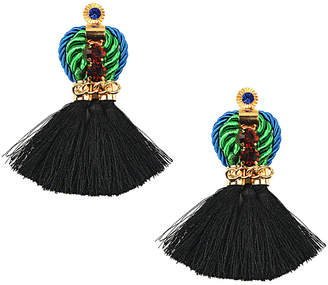 Eye Candy Los Angeles Spanish Statement Earrings