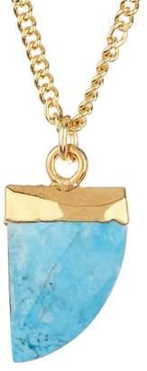 A.V. Max Turquoise Talon Pendant Necklace