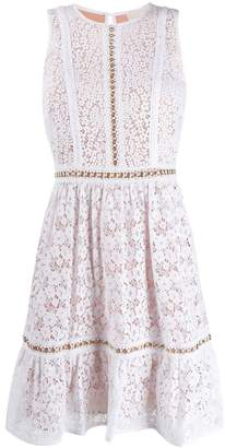 MICHAEL Michael Kors floral lace dress