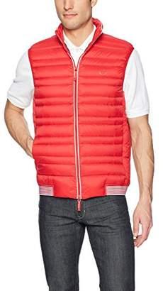 Armani Exchange A|X Men's Sleeveless Puffer Vest