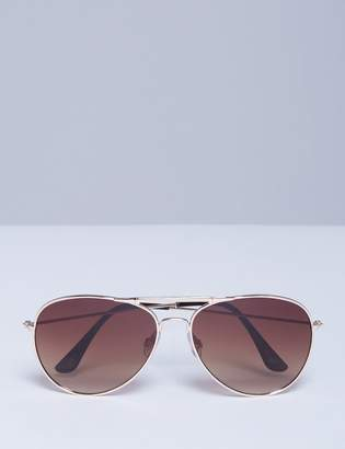 Lane Bryant Aviator Sunglasses