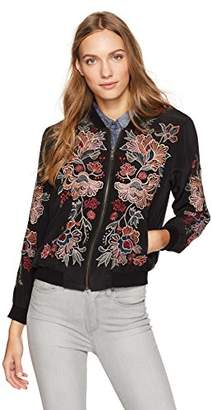 3J Workshop by Johnny Was Women's Terre Bomber Jacket
