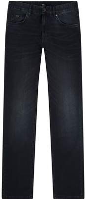 BOSS Oxford Stretch Jeans