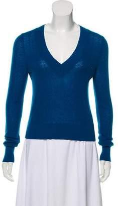 Elizabeth and James Wool V-Neck Sweater