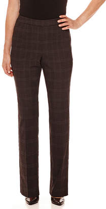Briggs New York Corp Briggs Pattern Pull-On Stretch Pants