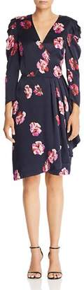 Joie Miltona Floral Wrap Dress