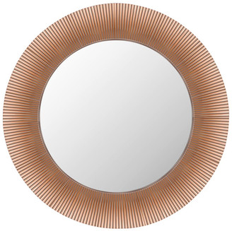 Kartell All Saints Mirror - Round - Copper