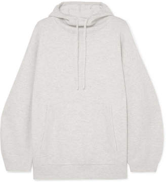Vince Cashmere Hoodie - Light gray