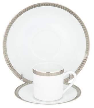 Christofle 21-Piece Malmaison Tableware Set w/ Tags