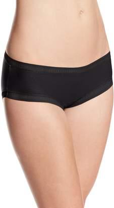 OnGossamer Women's Mesh Boyshort Panty