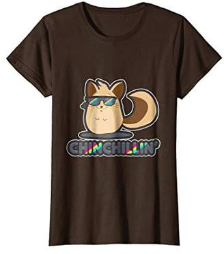 Adorable Chinchillin T-shirts Great for a Gift