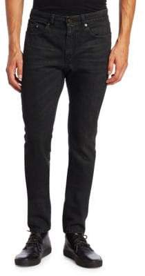 Saint Laurent Dark Slim-Fit Jeans