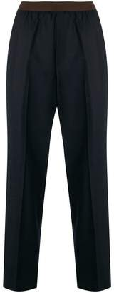 Kolor embellished band trousers