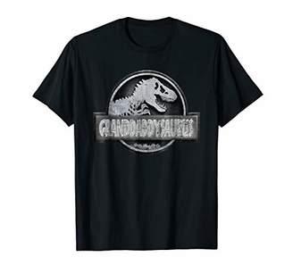 Granddaddysaurus Funny GRANDDADDY Dinosaur Pun T Shirt Dinos
