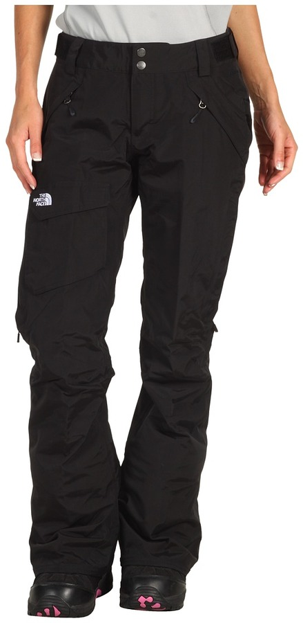 The North Face Women's Freedom LRBC Insulated Pant (TNF Black) - Apparel