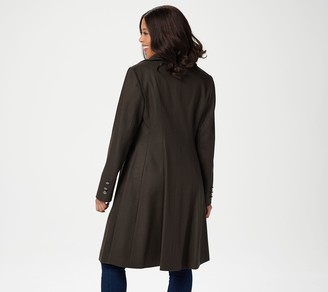 Gallery Missy Wool Blend Princess Walker Coat