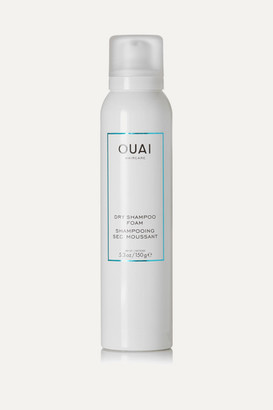Ouai Haircare - Dry Shampoo Foam, 150g - Colorless $28 thestylecure.com