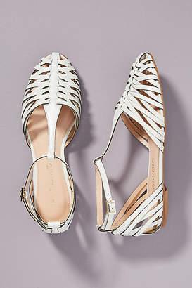 Pyramidis T-Strap Sandals