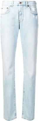 6397 Rip Detail Jeans