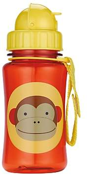 Skip Hop Zoo Monkey Straw Bottle