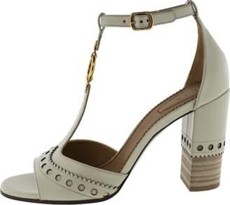 Chloé Perry T-Strap Chunky Sandal