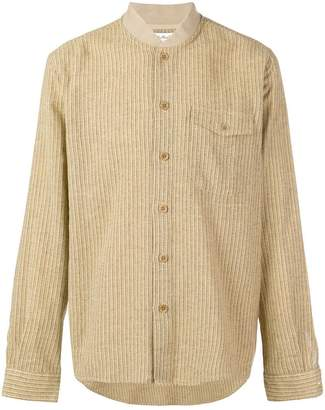 YMC striped relaxed shirt