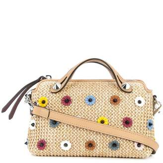 Fendi By The Way small embellished Boston bag