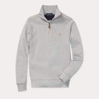 Ralph Lauren Cotton Half-Zip Pullover
