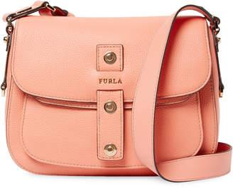Furla Emma Small Leather Shoulder Bag