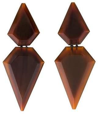 Monies Resin Drop Earrings
