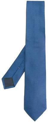 Ermenegildo Zegna fine check tie
