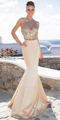 Tarik Ediz Jevin Evening Dress $938 thestylecure.com