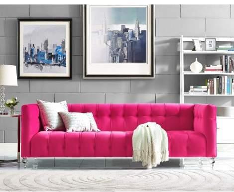 Miliana Velvet Sofa