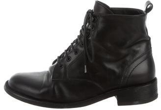 Saint LaurentSaint Laurent Leather Ankle Boots