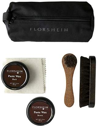 Florsheim Men's Shoe Care Travel Kit
