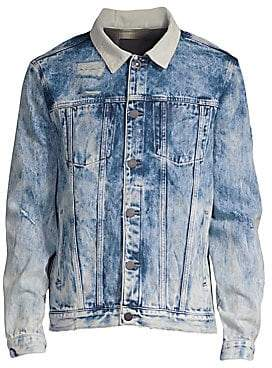 Hudson Jeans Men's Donovan Denim Jacket