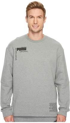 Puma Disrupt Crew Men's Short Sleeve Pullover